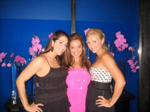 Me and two of my besties at Hakkasan